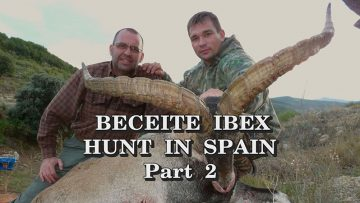 Beceite Ibex Hunt in Spain – Part 2