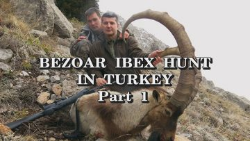 Bezoar-Ibex-Hunt-in-Turkey Part-1a