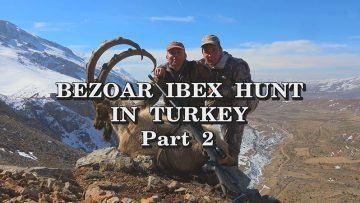 Bezoar-Ibex-Hunt-in-Turkey Part-2a