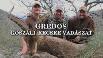 Gredos koszali kecske vadaszat