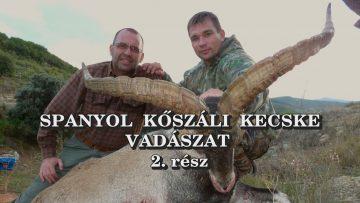 Spanyol koszali kecske vadaszat 2