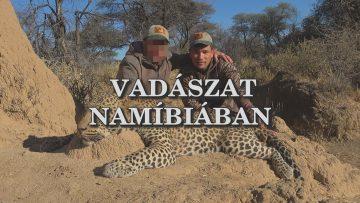 Vadaszat Namibiaban