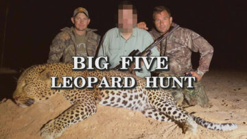 Big-Five—Leopard-hunt