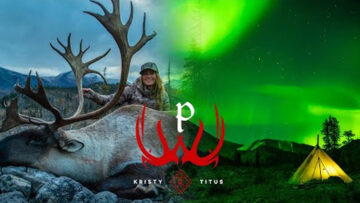 Caribou-Hunting—Northwest-Territories